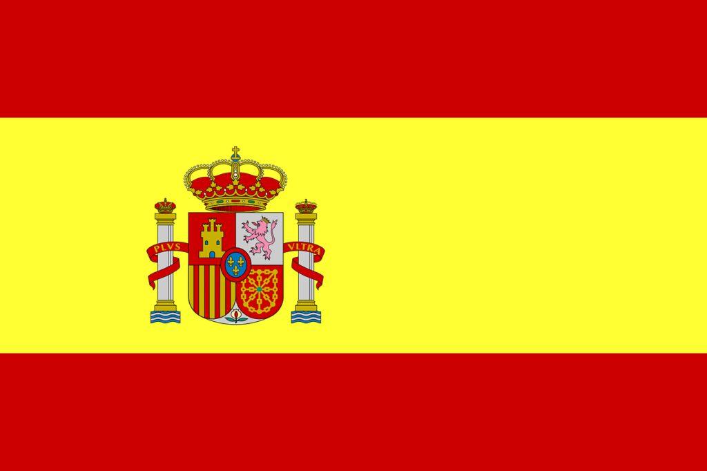spain, flag, spanish